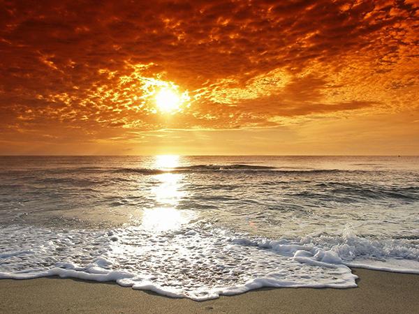 viet 1 bai van ta canh bien buoi sang binh minh que em hinh anh 2 - Tả biển vào một buổi sáng sớm