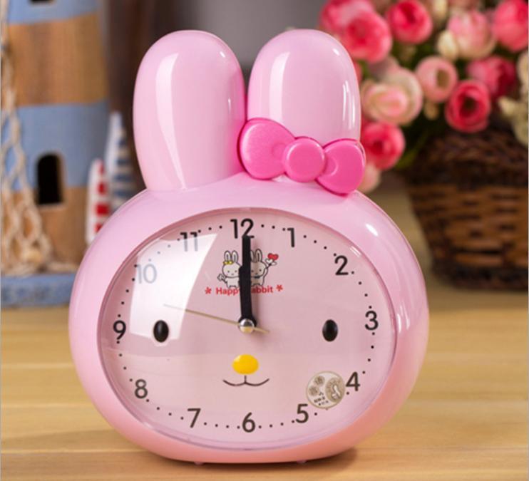 Tả chiếc đồng hồ báo thức của em