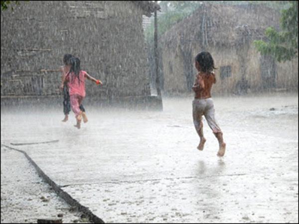 Tả cơn mưa rào mùa hạ lớp 5