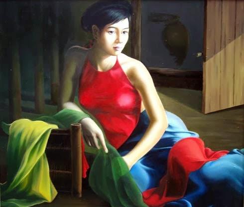 Hình ảnh người phụ nữ Việt Nam thời xưa qua bài Tự tình II của Hồ Xuân Hương và Thương vợ của Trần Tế Xương – Bài tập làm văn số 2 lớp 11