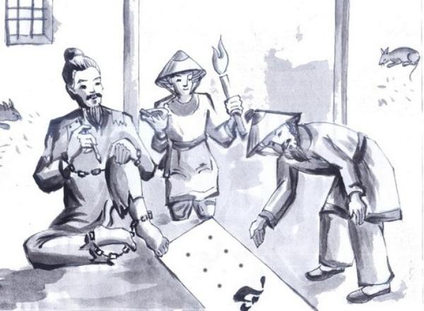 Phân tích nhân vật viên quản ngục trong Chữ người tử tù của Nguyễn Tuân