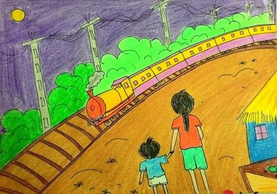 phan tich tac pham hai dua tre - Phân tích tác phẩm Hai đứa trẻ của nhà văn Thạch Lam